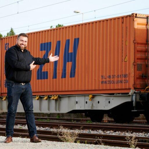Transport kolejowy zChin doPolski