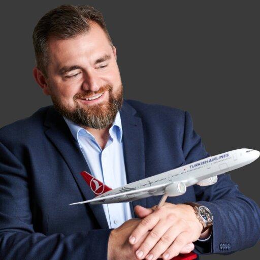 Transport lotniczy zChin doPolski